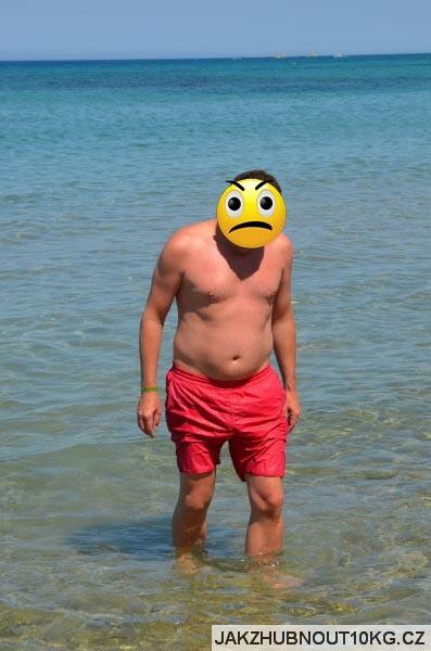 10 kilo nadváha